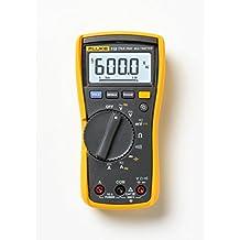 Fluke 115-Nist Handheld Multimeter - Type: Digital, Style: Hand-Held, Measures Ac V: Yes