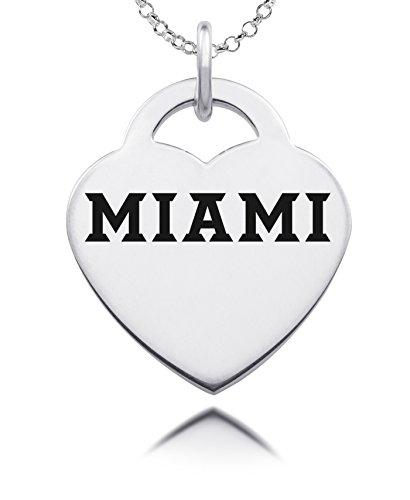 College jewelry miami ohio redhawks charm pendant