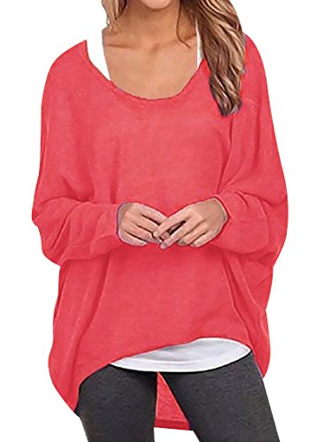 Oryer Womens Off Shoulder Pullover T Shirt product image