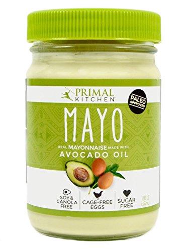Primal Kitchen Paleo Approved Avocado Oil Mayo, 12 Oz