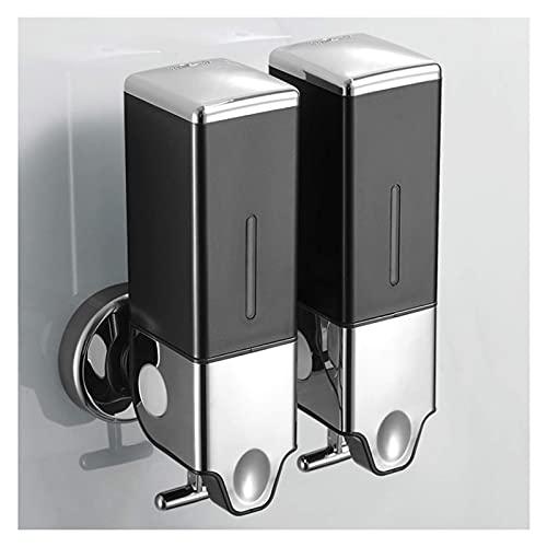 Zuinig Aanrecht zeep dispensers geperforeerd/niet nodig om dual-use zeepdispenser, shampoo en douchegel fles te…