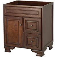 Foremost HANA3021D Hawthorne 30-Inch Vanity, Dark Walnut