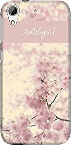 DailyObjects Hallelujah Blossoms Case For HTC Desire 626