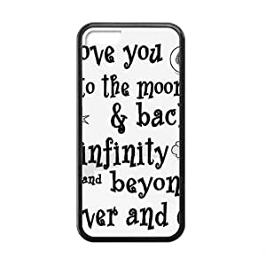 I Love You To The Moon And Back Cell Phone Case For Sony Xperia Z2 D6502 D6503 D6543 L50t L50u Cover