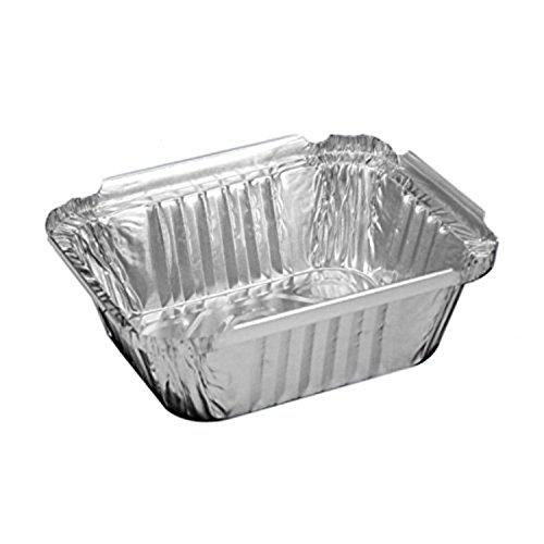 small disposable aluminum pans - 4