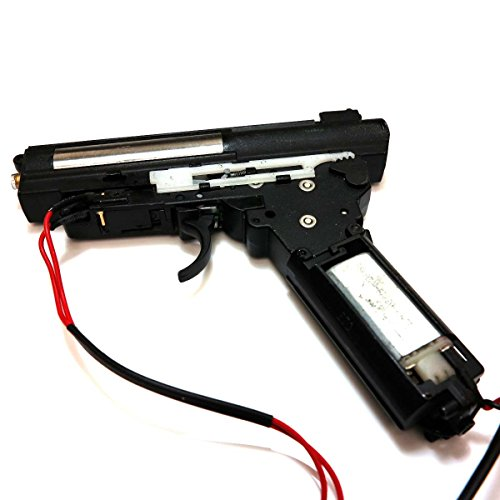 Airsoft Wargame Tactical Shooting Gear CYMA High Torque Gearbox Set for CM-028 AK Series AEG (CM-02B)