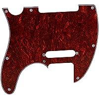 8 Hoyos 3 Ply Pickguard Scratch Plate Para