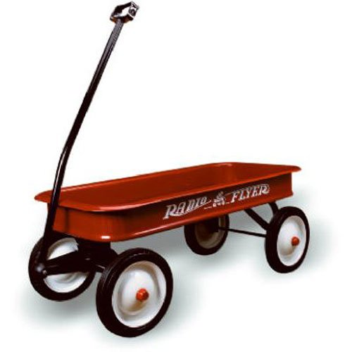 042385907031 - Radio Flyer Classic Red Wagon carousel main 0