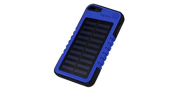 Amazon.com: Mchoice - Cargador de batería solar para ...