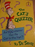 The Cat's Quizzer, Dr. Seuss, 039493296X