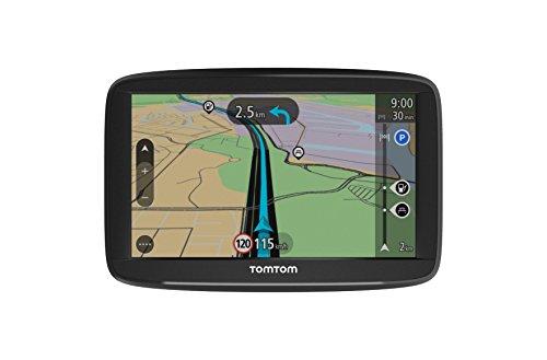 Tomtom Start 52 CE Navigationssystem (Kontinent-Ausschnitt) 1AA5.029.00