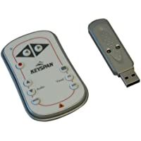 Keyspan by Tripp Lite PR-EZ1 Easy Presenter Presentation Remote Wireless with Laser