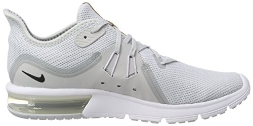 Pure Platinum 008 White Air Multicolore da 3 Scarpe Black Nike Sequent Uomo Fitness Max zZvOvWU7g