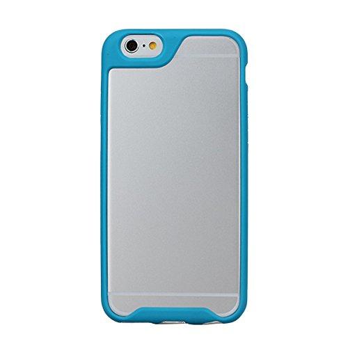 ArktisPRO Coque de protection antichocs type bumper pour Apple iPhone 6 Bleu