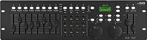 IMG Stageline–3216DMX Controlador DMX profesional Negro
