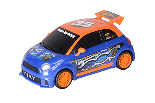 - Toy State Road Rippers Light and Sound Hatchbacks Fiat 500 (Styles May Vary)