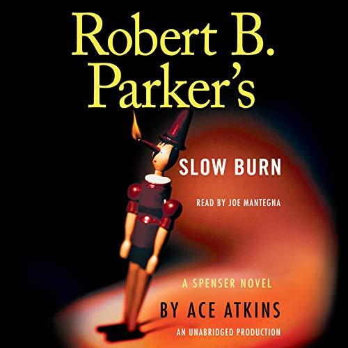 Robert B. Parker's Slow Burn Audiobook [Free Download by Trial] thumbnail