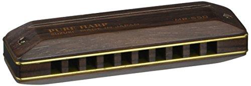 Suzuki Pure Harp Eb Harmonica by Suzuki