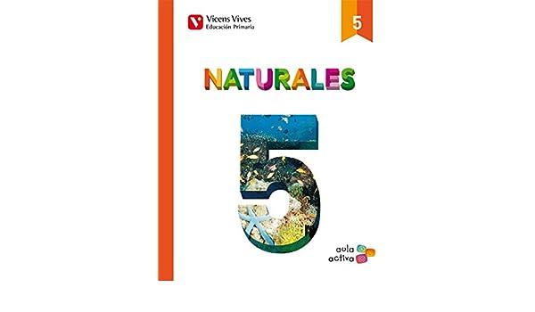 5EP NATURALES 2014 AULA ACTIVA (VICENS): Rosabel;Cruells Monllor, Eduard;Martinez De Murguia Larrechi, Maria Jesus Casajuana Botines: 9788468215044: ...