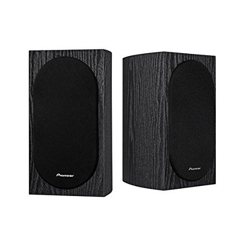 "Pioneer SP-BS22-LR Andrew Jones Designed Bookshelf Loudspeakers(7-1/8"" x 12-9/16"" x 8-7/16"" & weighs 9 lbs 2 oz)"