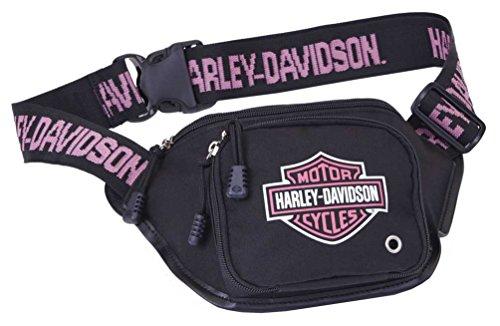 harley-davidson-pink-bar-shield-logo-belt-bag-water-resistant-99426-pink