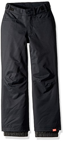 Roxy Big Girls' Backyard Snow Pant, True Black, 16/XXL by Roxy