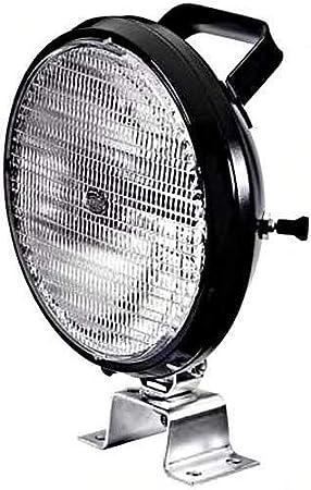 Man Transparent Halogen Work Light Flood Lamp BOSCH 12V //24V H3 0306980002