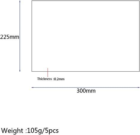 100 mm x 5 m PQZATX Nastro di schermatura per chitarra conduttiva EMI