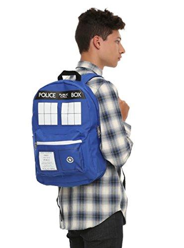 Doctor Who TARDIS Backpack ()