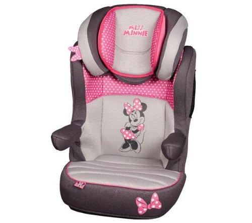 Disney Kindersitz ohne Geschirr von 15bis 36kg R Way SP Luxe Minnie
