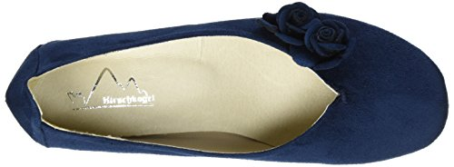 Hirschkogel Women's 3004509 Closed Toe Heels Blue (Dunkelblau 017) dFUmYRgl