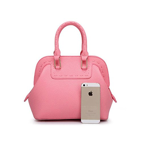 In Messenger Pink Rilievo Bag Lady qSv6tR