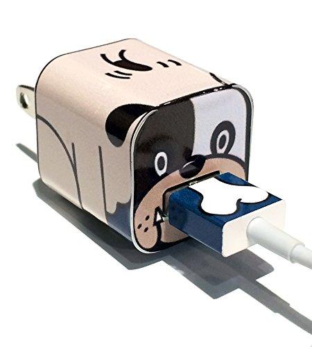 Tech Tattz Puppy Charger Sticker product image