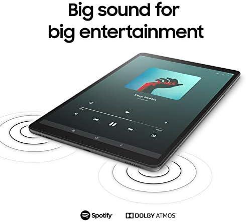 Samsung Galaxy Tab A 10.1 64 GB Wifi Tablet Black (2019) 41oEQuuB3gL