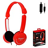 Best Creazydog Headphones With Mics - Creazy Feinier FE-111 Kids Bass Stereo Headset Wired Review