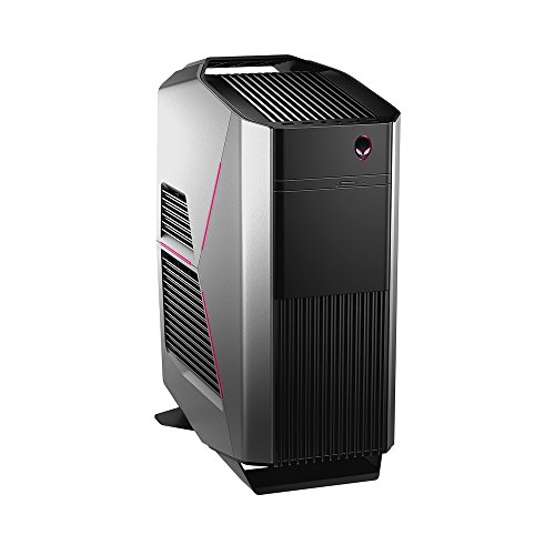 Dell Alienware Aurora R5 AUR5-12571SLV Flagship Premium Gaming Desktop | Intel Core i7-6700 Quad-Core | 32G RAM | 512 SSD + 2T HDD | VR-ready NVIDIA GeForce GTX 1070 | USB Keyboard and Mouse | Win 10