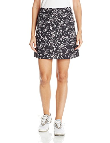 - Cutter & Buck Women's Performance, Pull-on Roxanne Printed Knit Skort with Pockets, Multi, S