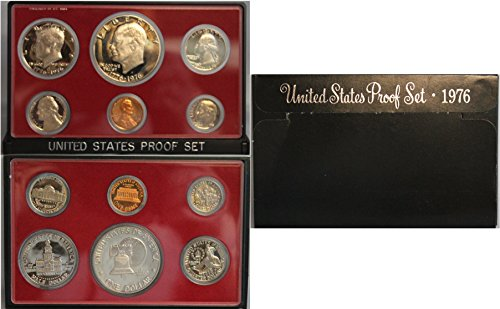 1976 S US Proof Set Superb Gem Uncirculated