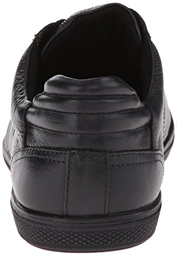 Kenneth Cole New York Mens Snap Down Fashion Sneaker Nero