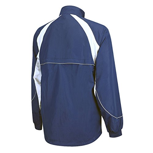 e para a Technical Blu de impermeable prueba viento Running ciclismo Airtracks Jacket dw8qxETYY