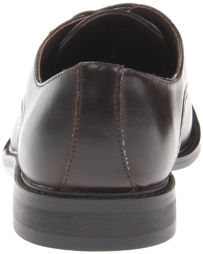 Cervo Cervo Mens Memphis Oxford Marrone Scuro