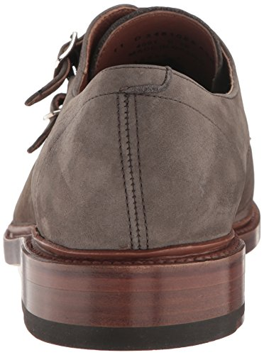 Frye Menns Jones Dobbel Munk Slip-on Dagdriver Aske