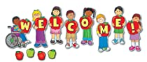 Carson Dellosa Welcome Bulletin Board Set (110046)