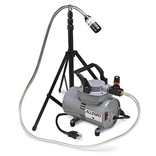 Allegro 9805 Diaphragm Sampling Pump with Stand (2 Packs)