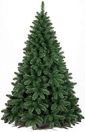 Alberi Di Natale Prezzi.Flora Albero Di Natale Artificiale 2 40 Mt Piccadilly 1464 Rami Amazon It Casa E Cucina