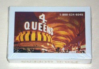 Four Queens Casino Las Vegas / souvenir