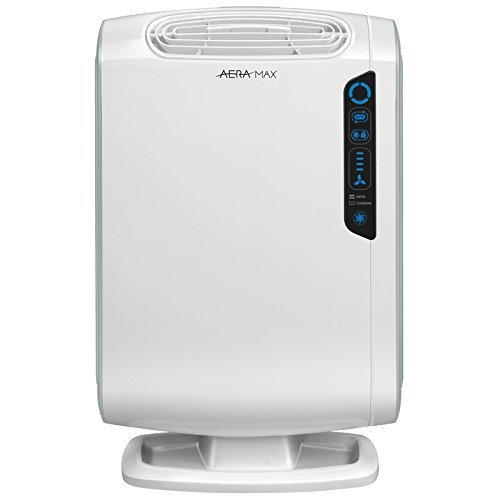 AeraMax Baby DB55 Ultra Quiet Baby Room Air Purifier with Odor Reducing 4-Stage Purification by Fellowes