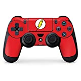Cheap Flash PS4 Controller Skin – The Flash Emblem | DC Comics & Skinit Skin