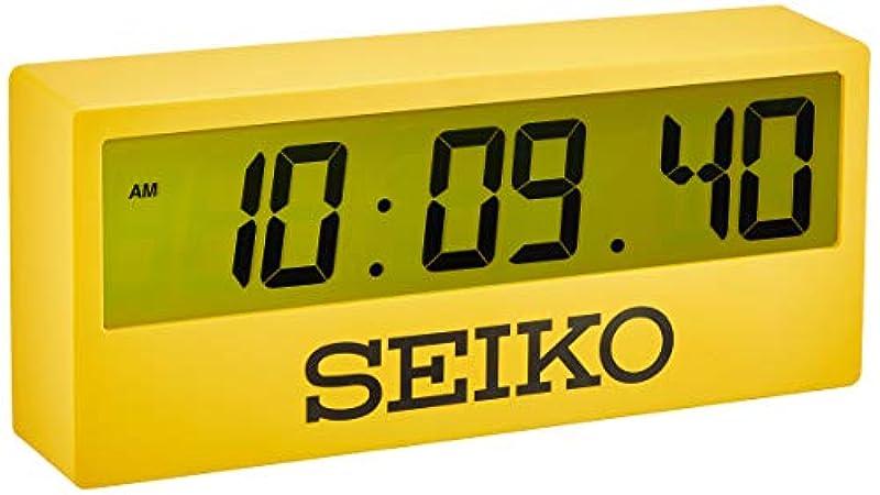 세이코 벽/탁상 시계 SQ816Y