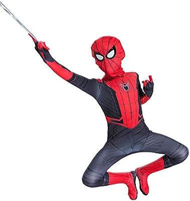 BLOIBFS Halloween Spider-Man Disfraz Nino,Disfraces Superheroes ...